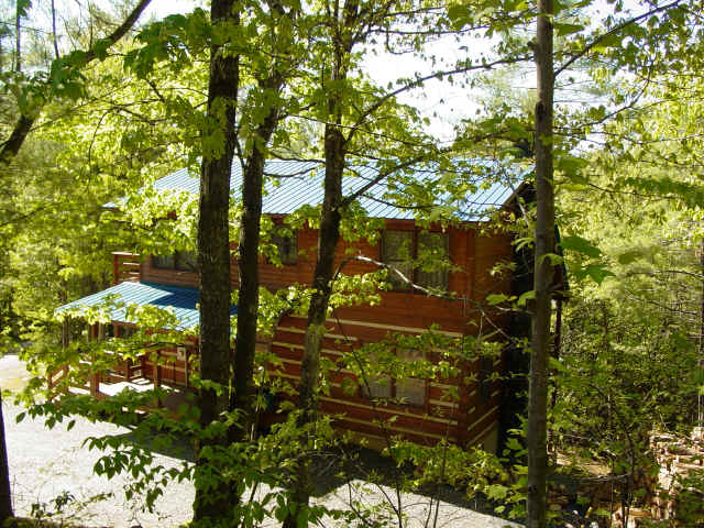 Vacation Rental Cabin, Blueberry Hideaway, Boone, Blowing Rock, NC