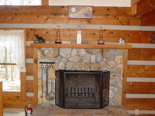 Secluded Log Cabin Vacation Rental - Boone, Blowing Rock, Blue Ridge Parkway, NC