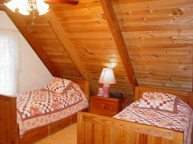 Private Log Cabin, Vacation Rental, Boone, NC